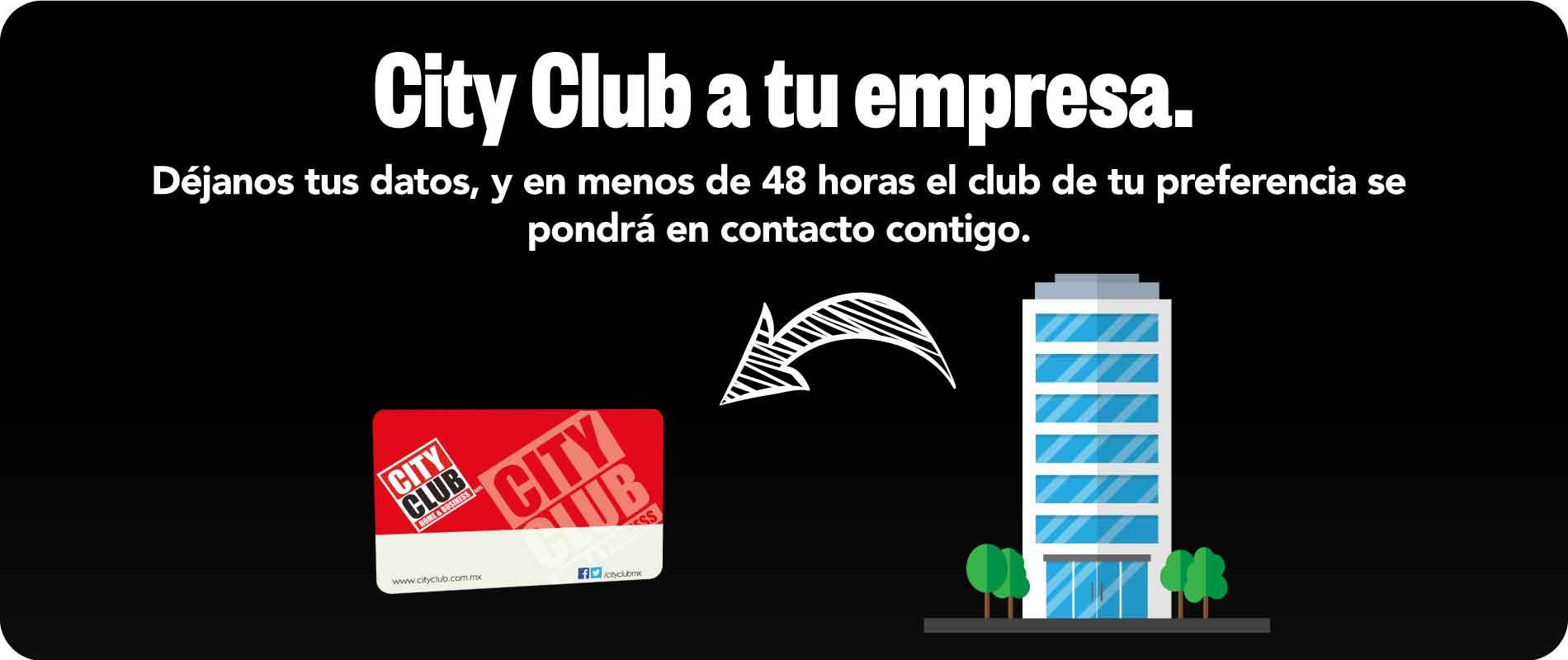 Déjanos tus datos y en menos de 48 horas el club de tu preferencia se pondrá en contacto contigo
