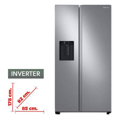 Refrigerador 27 pies Side by side SAMSUNG